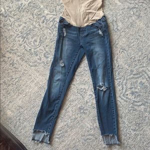 Articles of Society Maternity Jeans